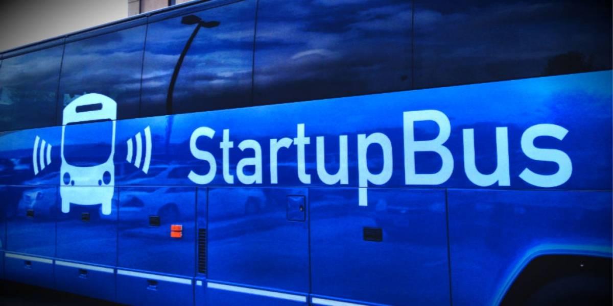 StartupBus México: la aventura de emprender sobre ruedas