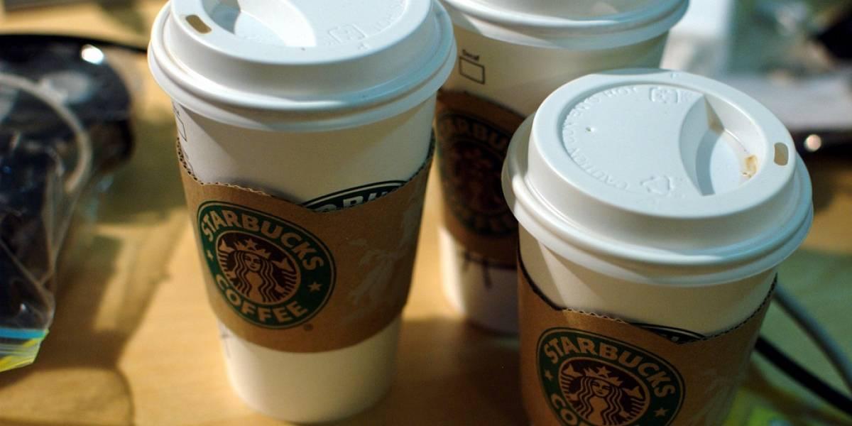 Starbucks permite comprarle un café a un amigo vía Twitter en EE.UU.