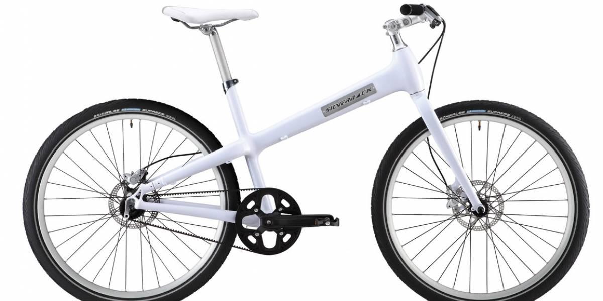 Una bicicleta que podrá cargar gadgets USB