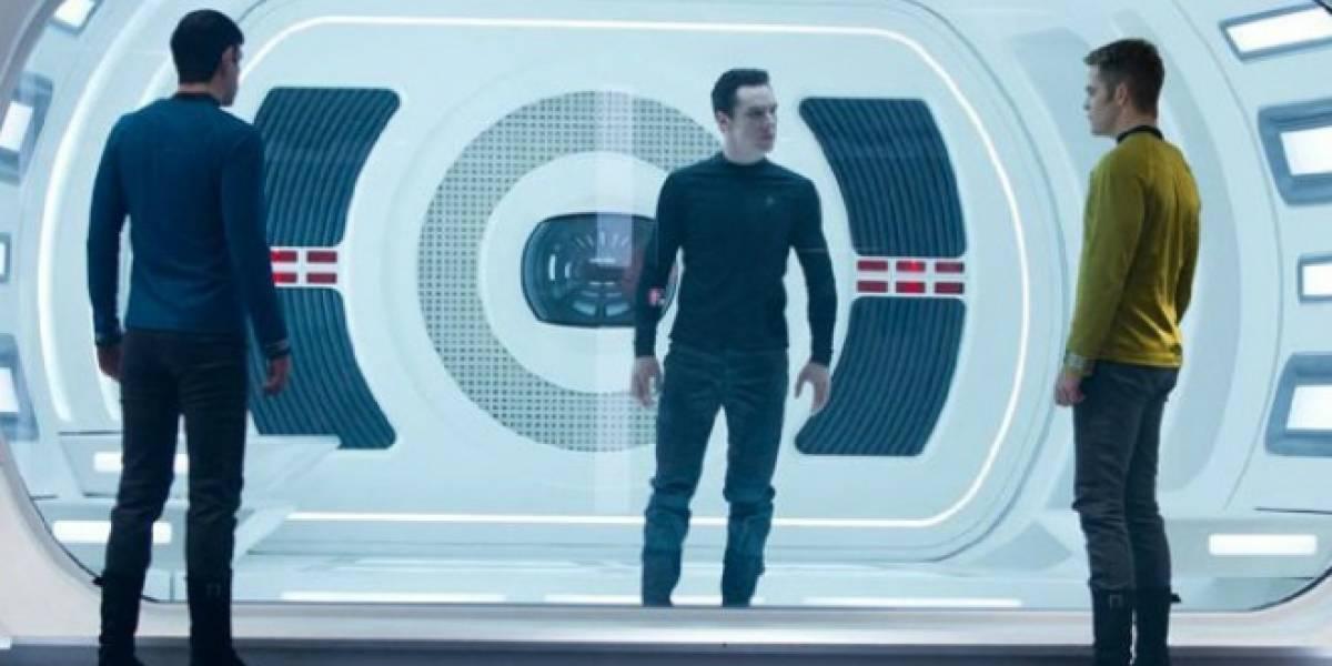 """Nuevo trailer internacional de """"Star Trek Into Darkness"""""""