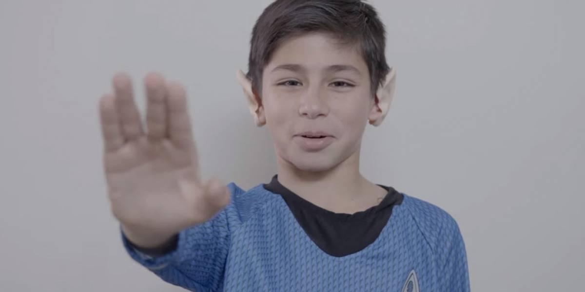 NASA quiere que niños vean Star Trek para crear comida espacial