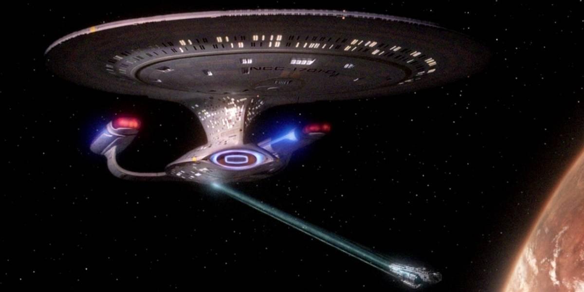 Científicos crean rayo tractor que mueve objetos como en Star Trek