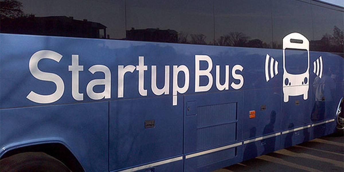 StartupBus 2013: Cincuenta mexicanos creando empresas online dentro de un autobús