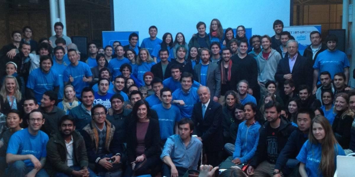 Aquí están las 100 compañías seleccionadas en Start-Up Chile