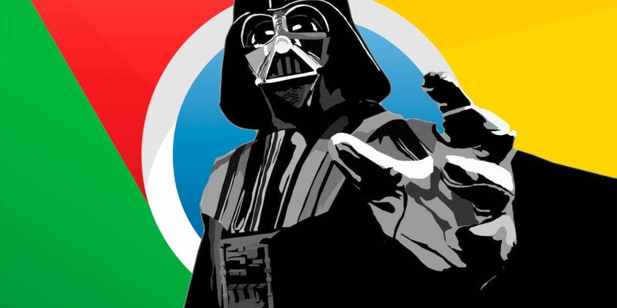 Esta extensión de Chrome te protege de cualquier noticia sobre Star Wars