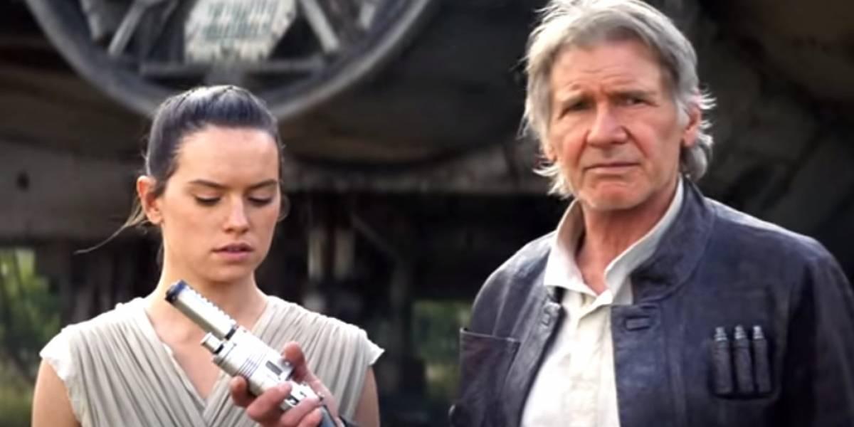 Sorpresa, otro avance de Star Wars: El Despertar de la Fuerza