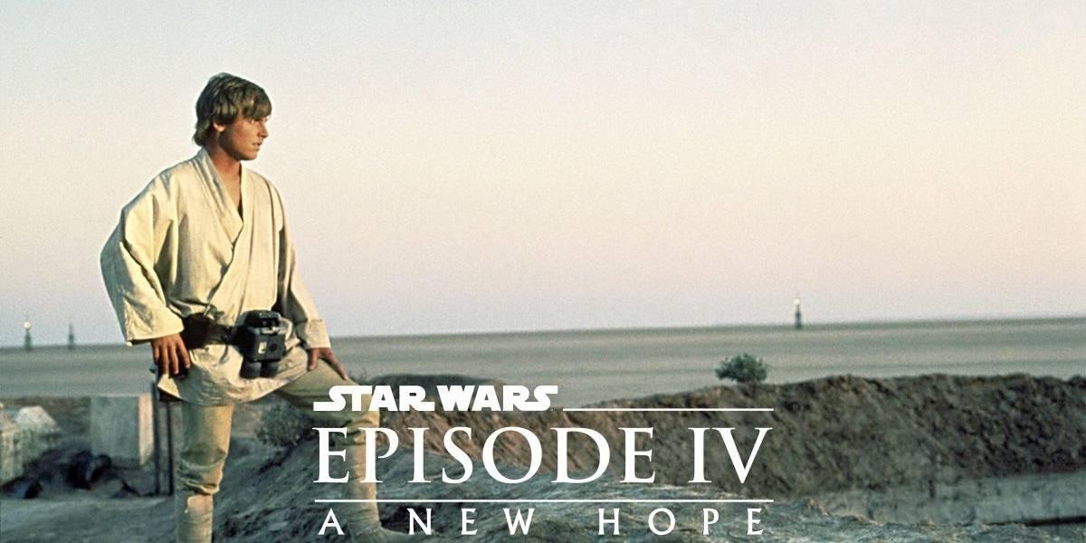 La versión original en 35mm de Star Wars fue restaurada por un grupo de fanáticos