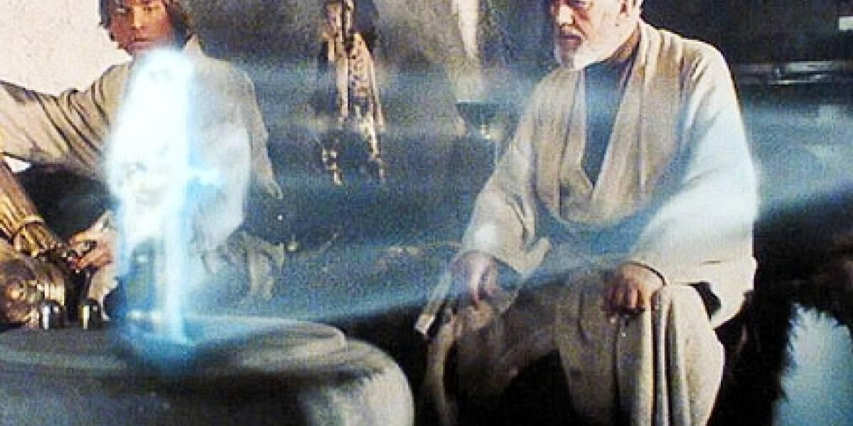 Intel y Nokia trabajan para hacer realidad la comunicación holográfica de Star Wars