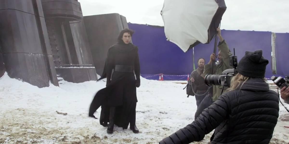 Vanity Fair revela secretos de Star Wars: El Despertar de la Fuerza