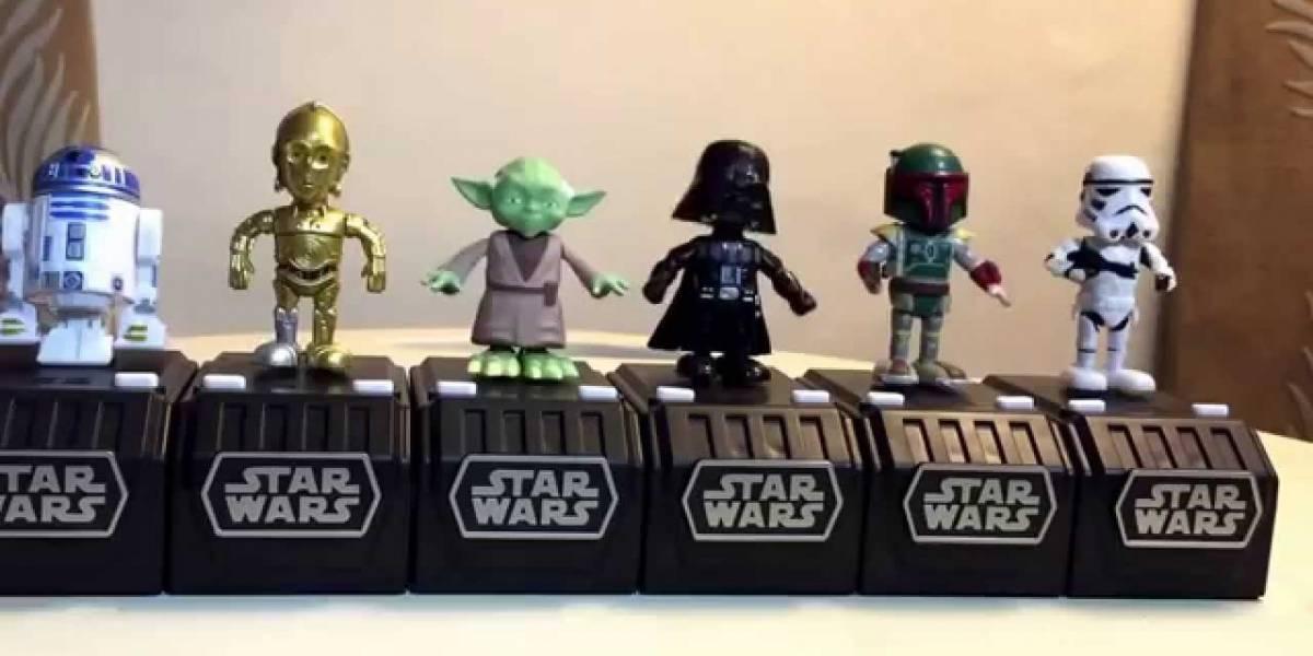 Este es el juguete de Star Wars que me faltaba cuando niño