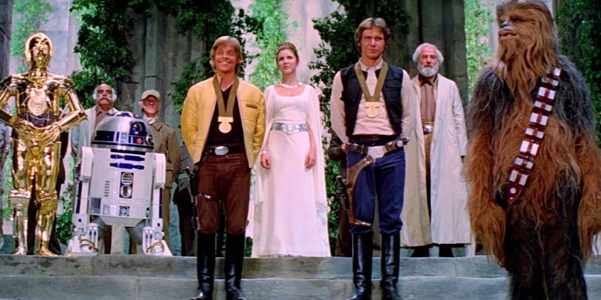 Star Wars: Episodio IV llegó a Netflix en América Latina