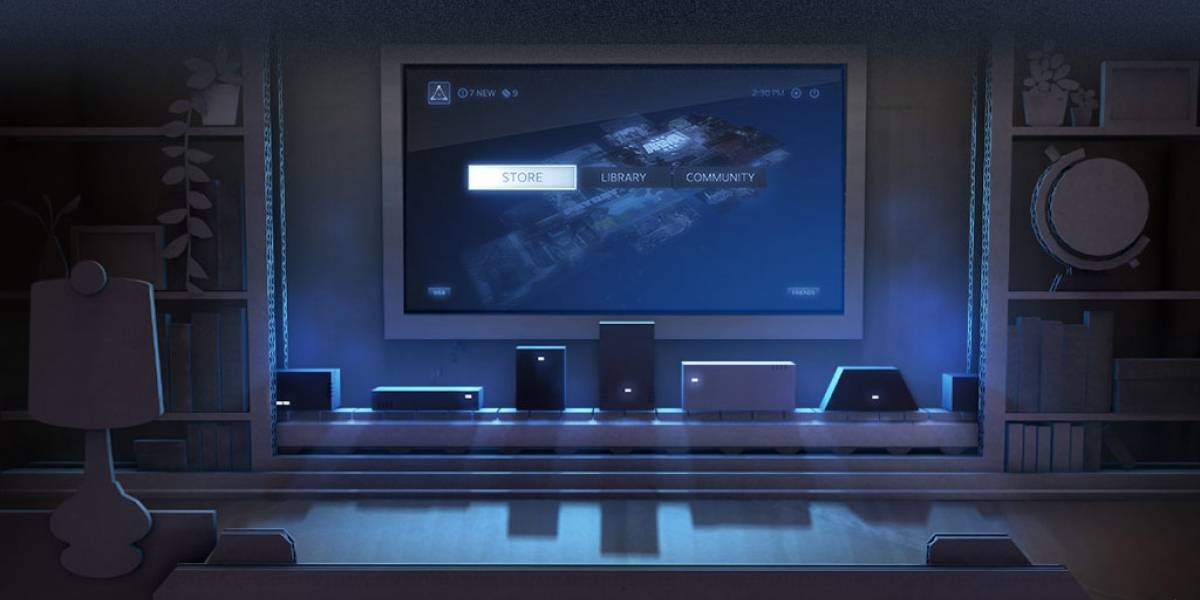 Valve anuncia Steam Machines para crear consolas con SteamOS