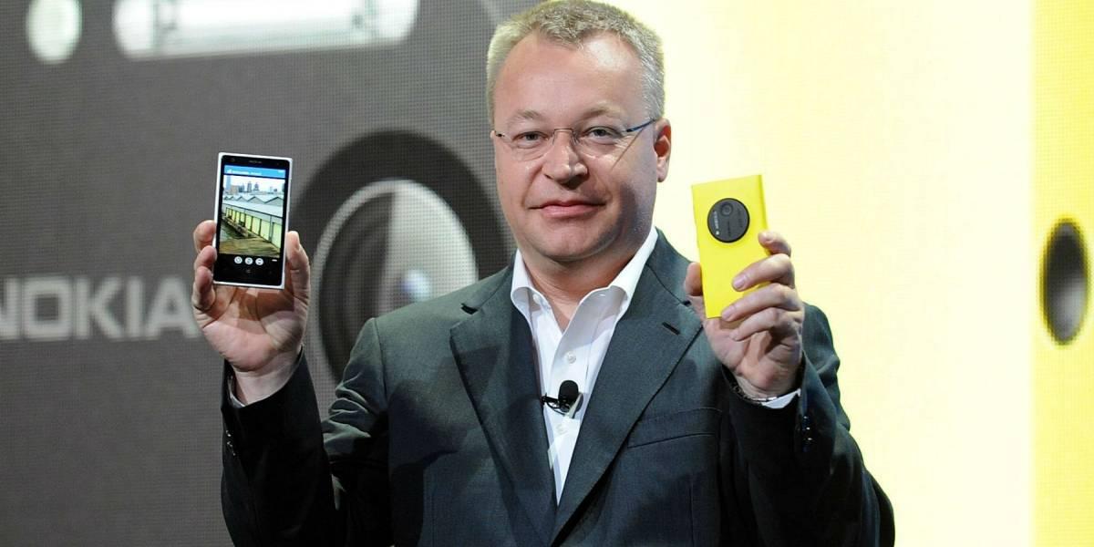 Ballmer confirma: Stephen Elop candidato para CEO de Microsoft
