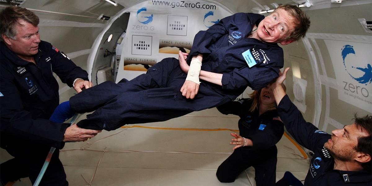 Un símil de agujero negro para estudiar la radiación de Hawking
