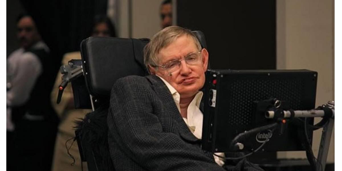 Stephen Hawking busca un técnico que mantenga su supersilla por US$ 38.000 anuales