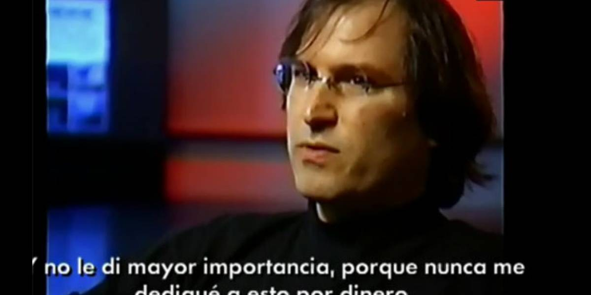 España: Emitirán 'Steve Jobs, la entrevista perdida' esta noche en Canal +