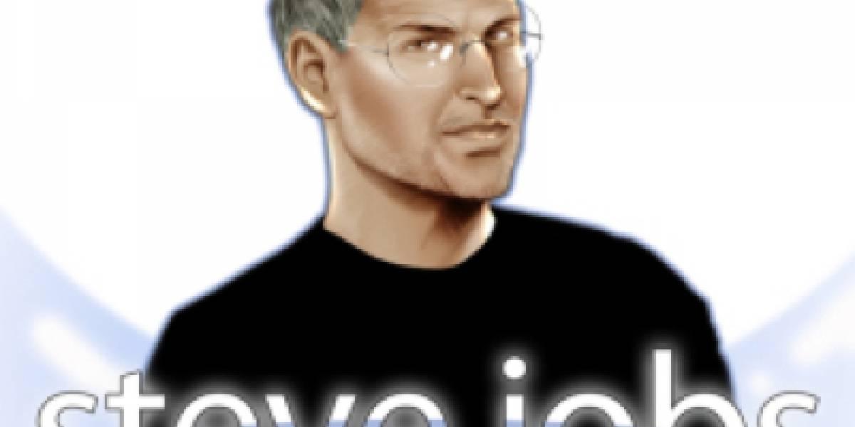 Comic biográfico de Steve Jobs saldrá a la venta en agosto
