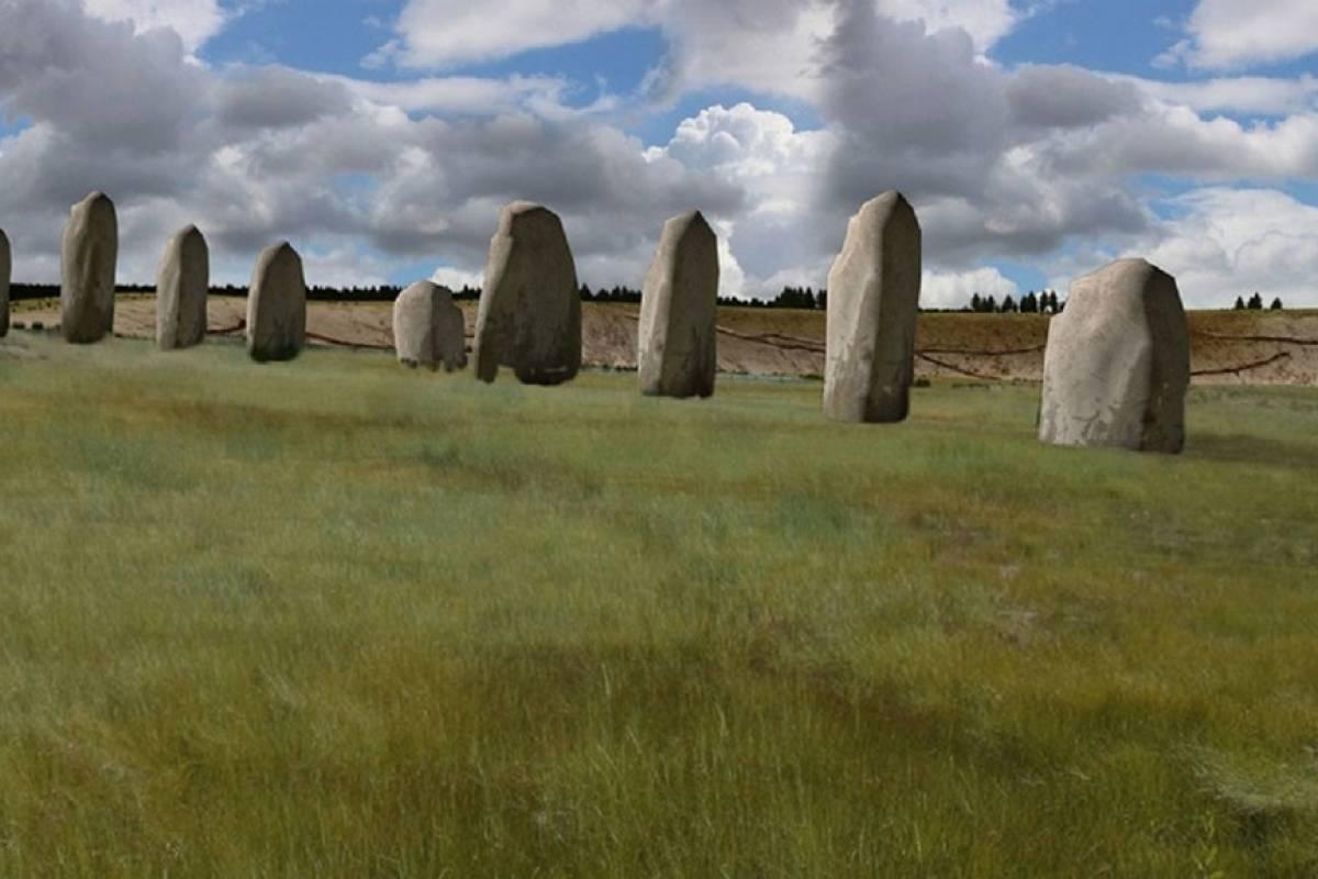 Arqueólogos descubren monumento neolítico más grande que Stonehenge