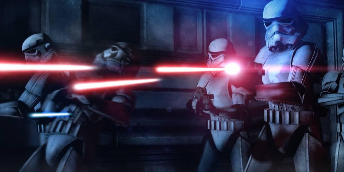 Los blasters de Star Wars no disparan lásers, así lo comprueban los Mythbusters