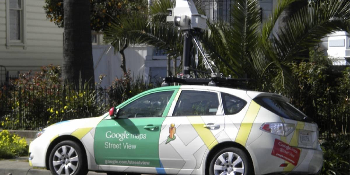 Automóviles que captan imágenes para Google Street View llegan a Colombia