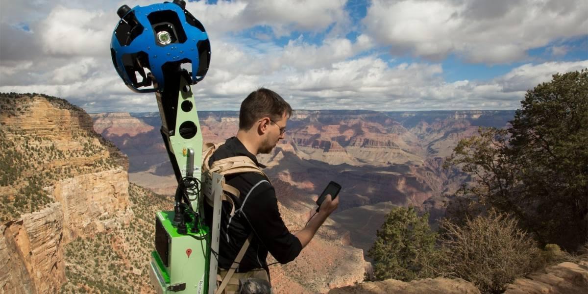 Google prestará a voluntarios las cámaras que utiliza para mapear Street View