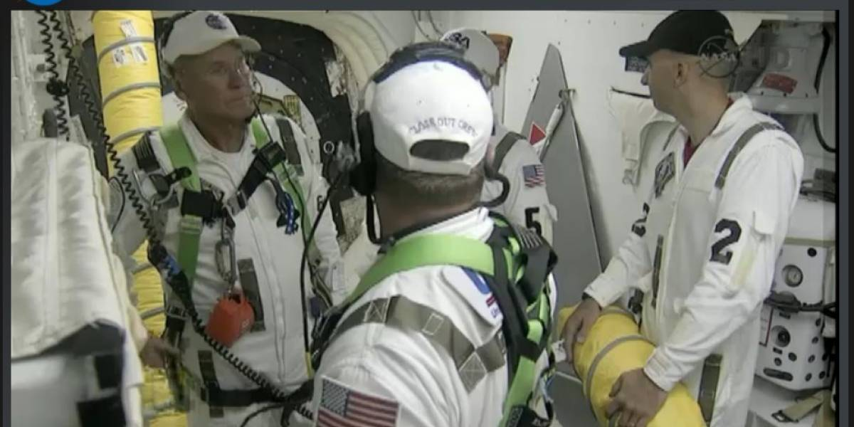 Sigue en directo el último lanzamiento del transbordador Atlantis