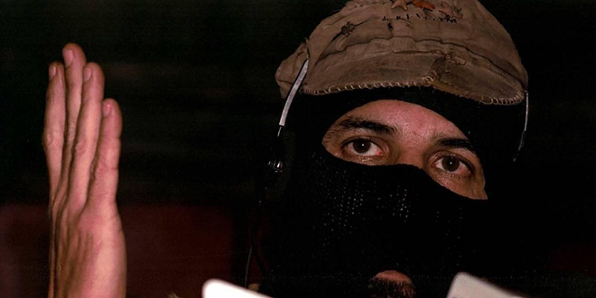 """México: Subcomandante Marcos ve """"improbable"""" empezar a utilizar Twitter"""