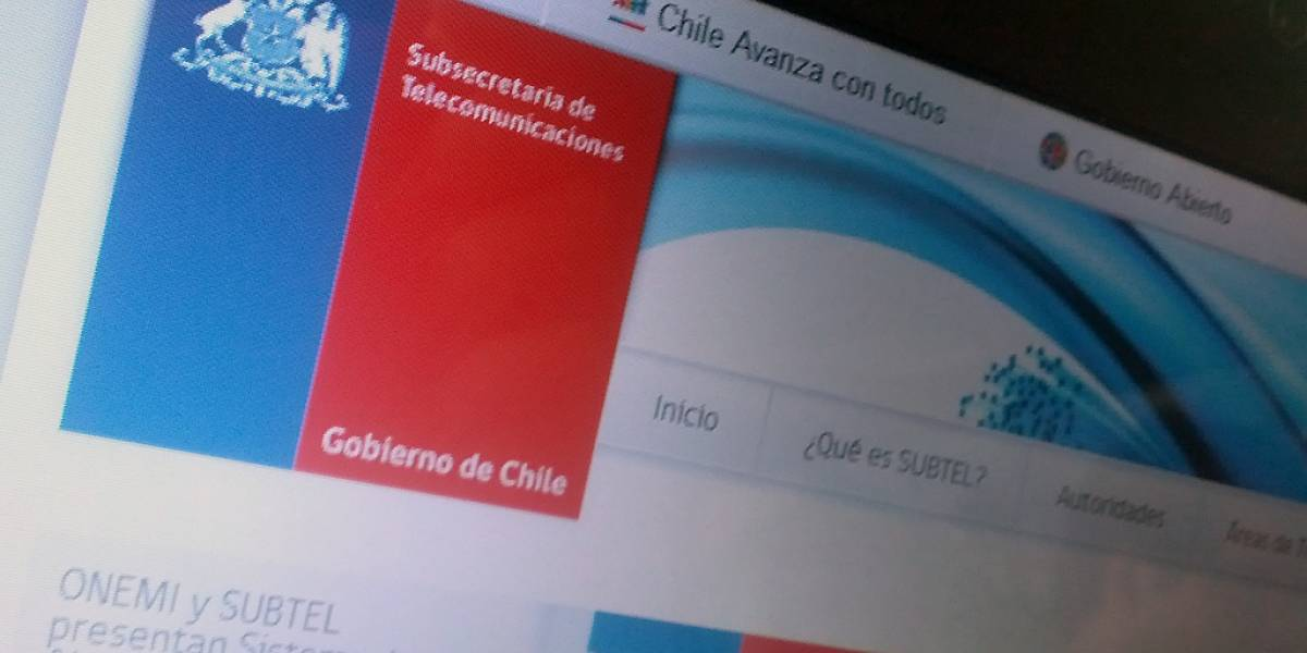 Pedro Huichalaf, el nuevo subsecretario de Telecomunicaciones de Chile
