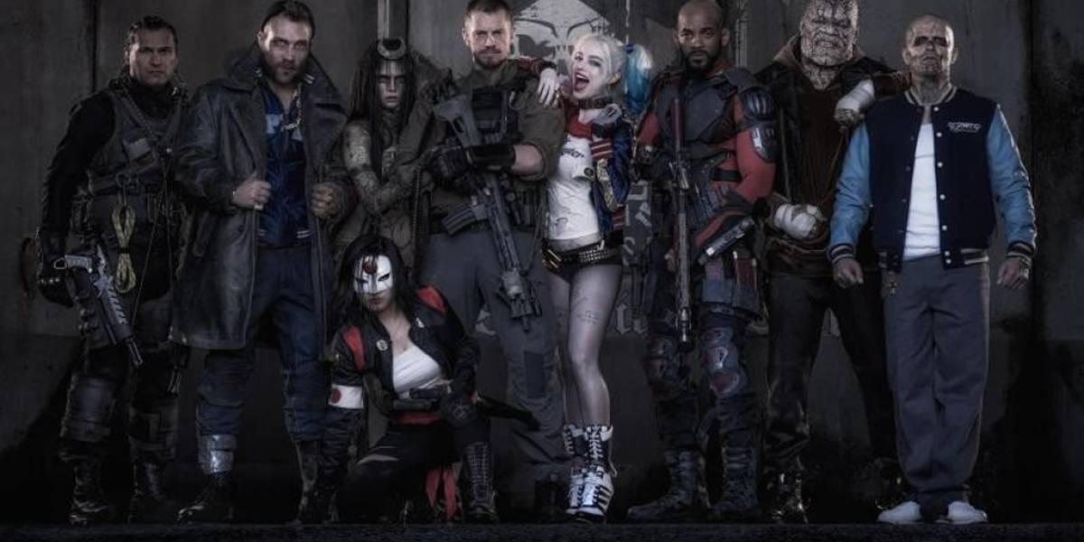 Esta es la primera imagen oficial del reparto de Suicide Squad