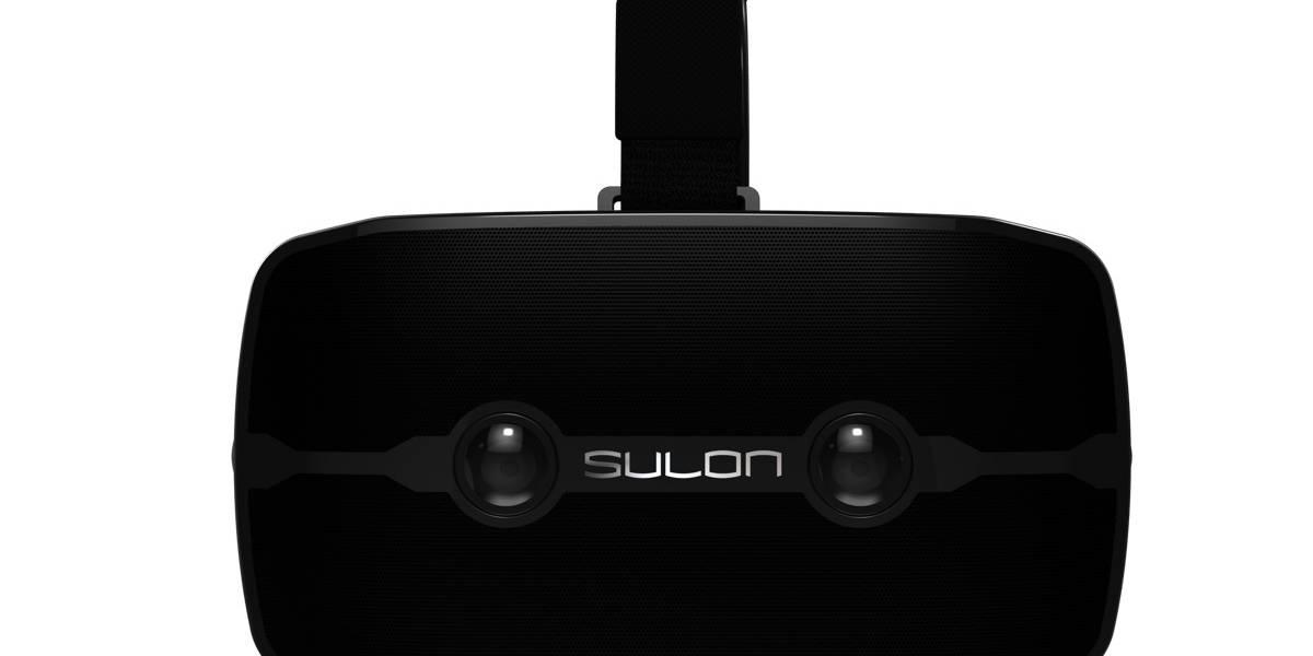 Sulon Q: El visor de realidad virtual con tecnología de AMD