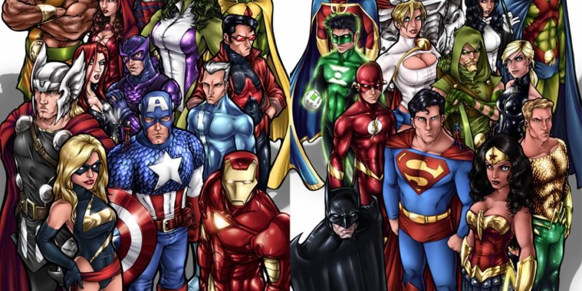 Conoce la lista de estrenos de películas de superhéroes hasta el 2020