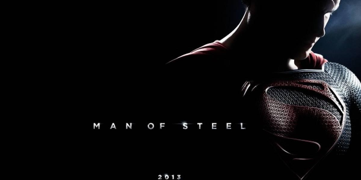 Video: Ya apareció el segundo trailer de 'Hombre de Acero', la película de Superman