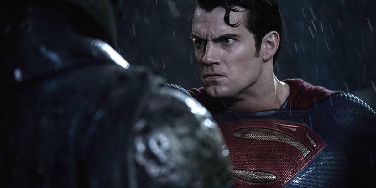 Superman se enoja en nuevas imágenes de Dawn of Justice