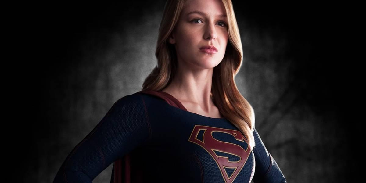 Estas son las primeras imágenes de Melissa Benoist como Supergirl