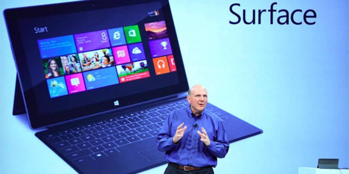 El camino recorrido por Microsoft hasta llegar al Surface