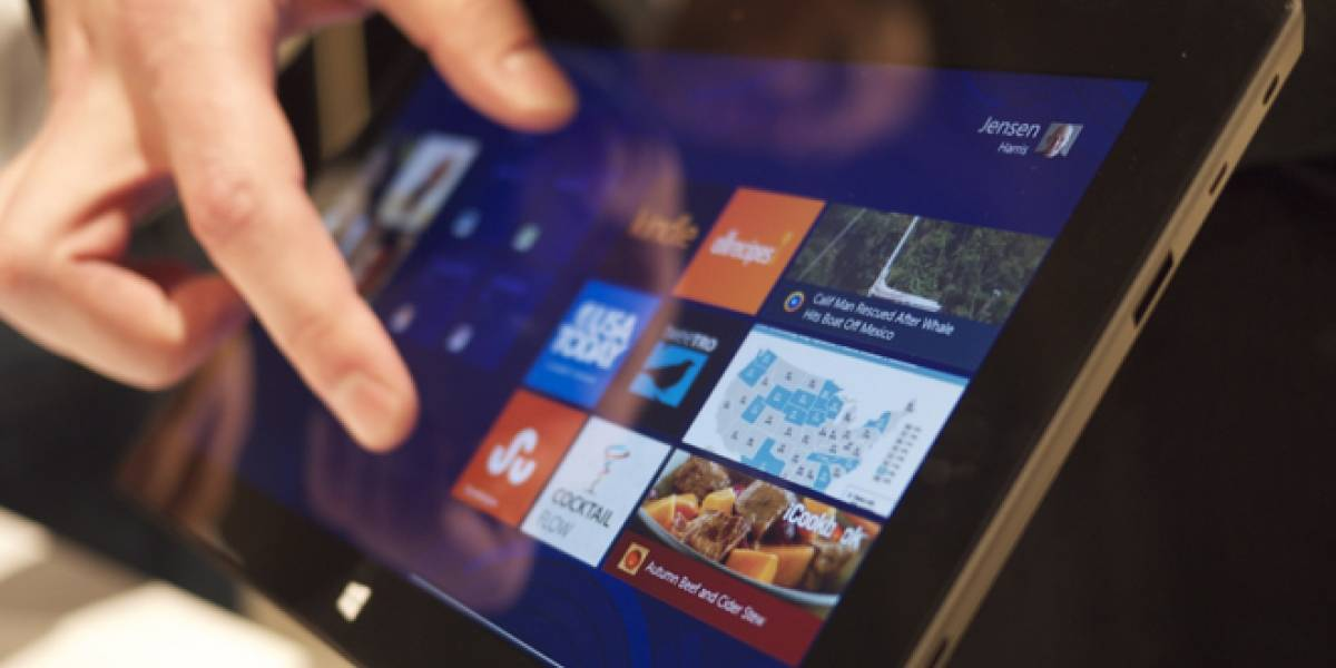 Microsoft habría vendido menos de un millón de Surface durante el 2013