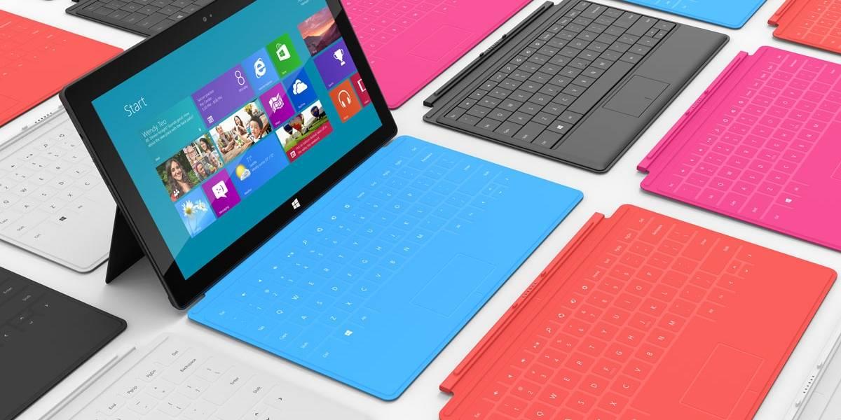 Microsoft actualiza Windows RT y le agrega un Menú de Inicio similar a Windows 10