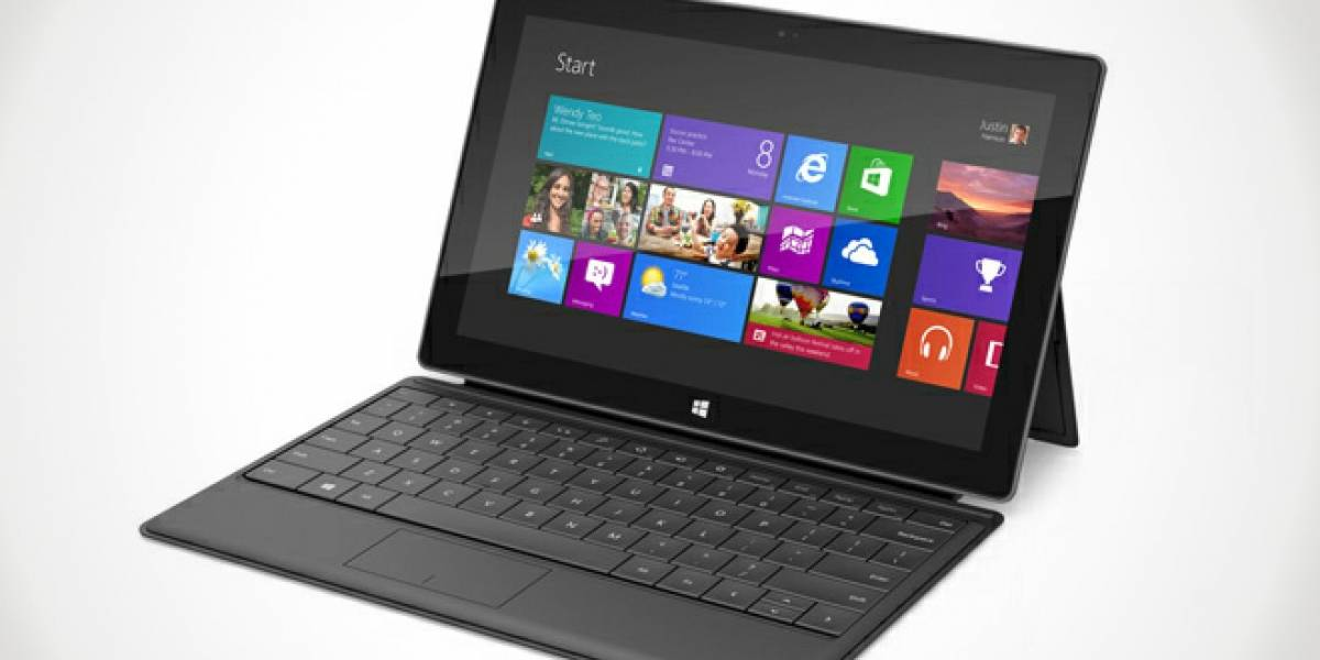 Microsoft presenta el Surface, antes de ponerlo a la venta mañana