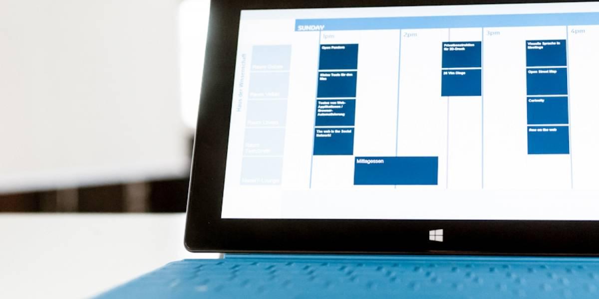 Dell y HP venderán las tablets Surface de Microsoft a grandes corporaciones