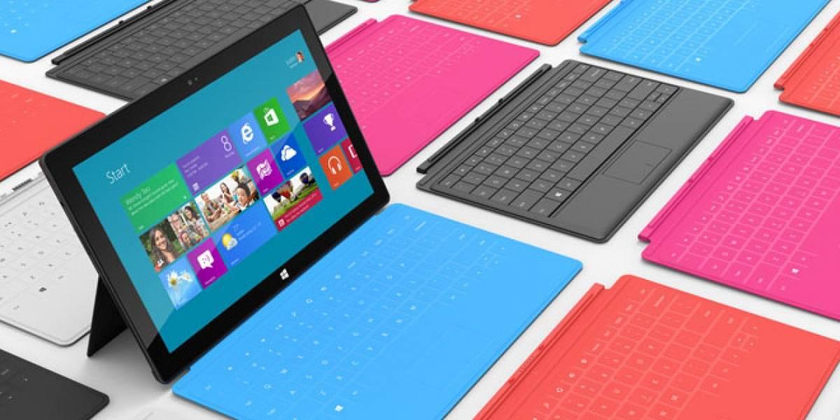 """Acer: El Surface de Microsoft es """"negativo para el mercado"""""""