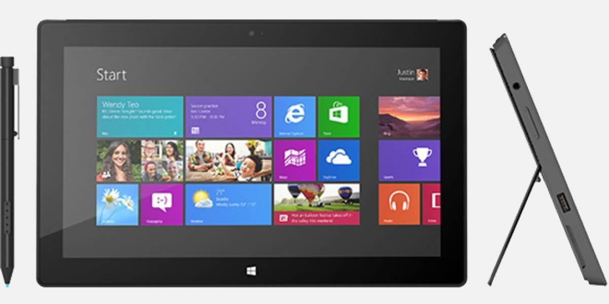 ¿Cuánto durará la batería del Microsoft Surface Pro?