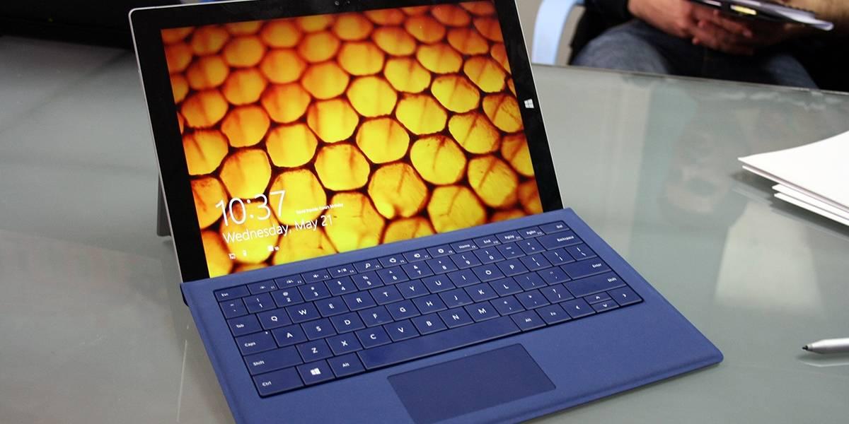 Lenovo confrontó a Microsoft, se negó a distribuir la Surface Pro