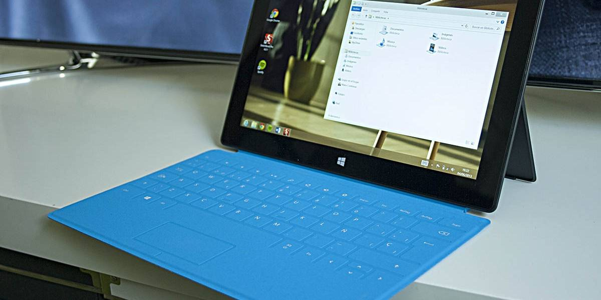 Microsoft Surface, toma dos