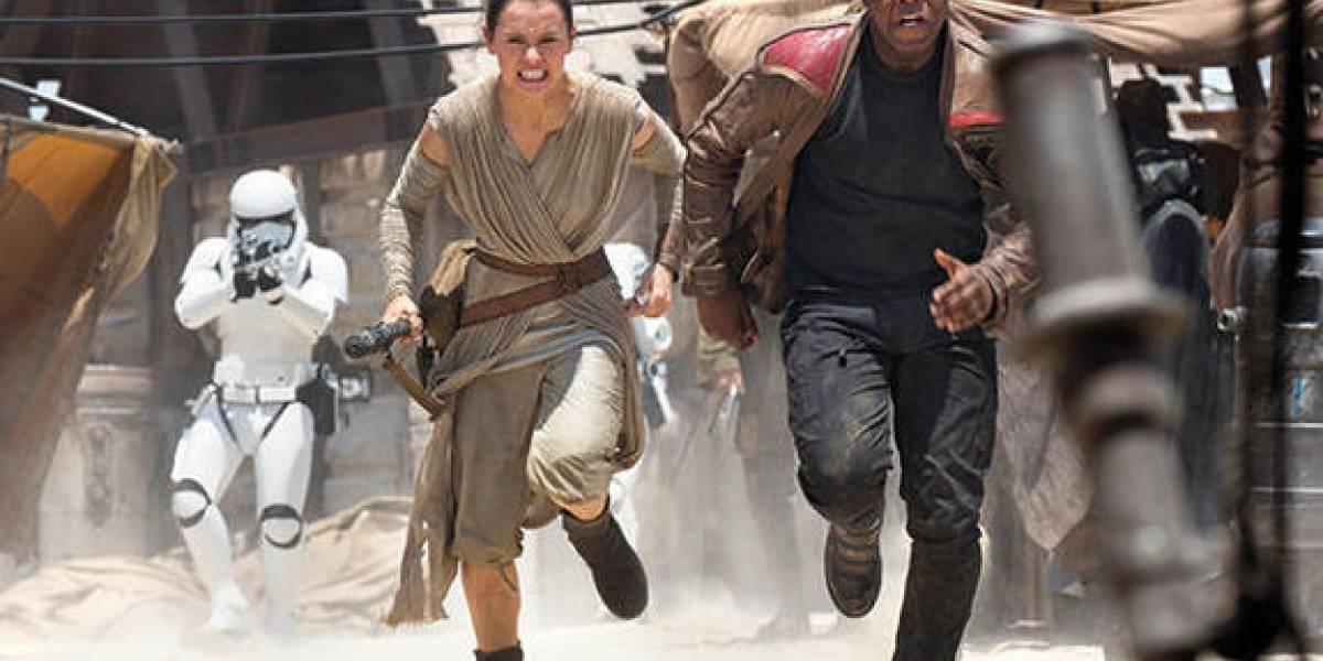 Star Wars: Nuevo tráiler para la TV con Finn a la cabeza