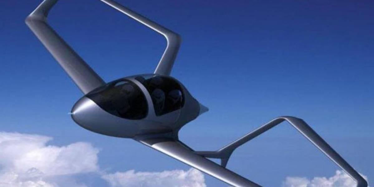Synergy: La aeronave diez veces más efectiva a un 10% del costo