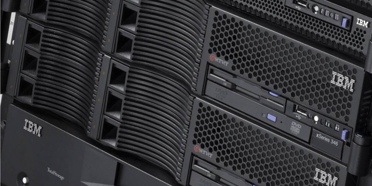 IBM está en conversaciones para vender su división de servidores a Lenovo