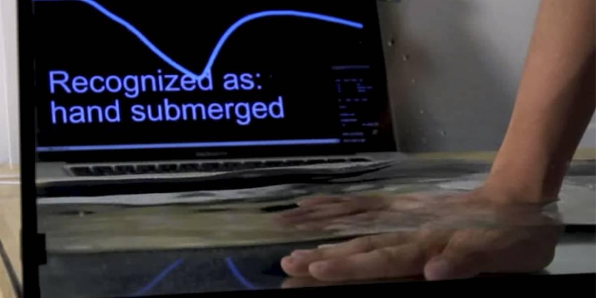 Disney inventa tecnología para convertir cualquier superficie en táctil