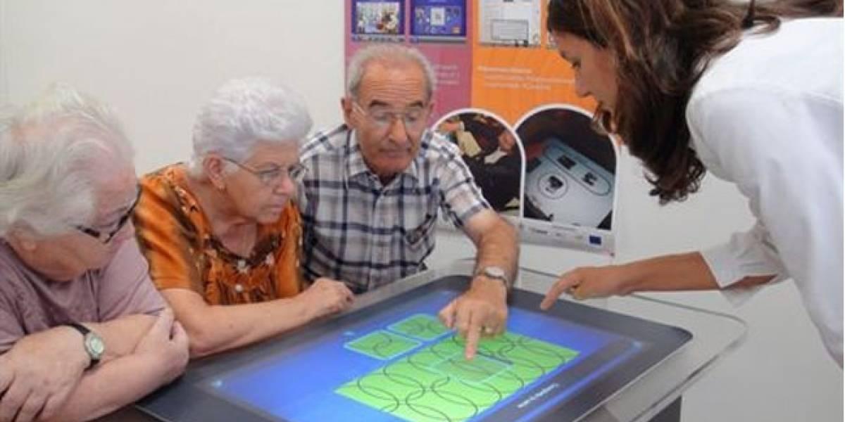 España: Desarrollan tableros virtuales para ejercitar la memoria de los abuelos