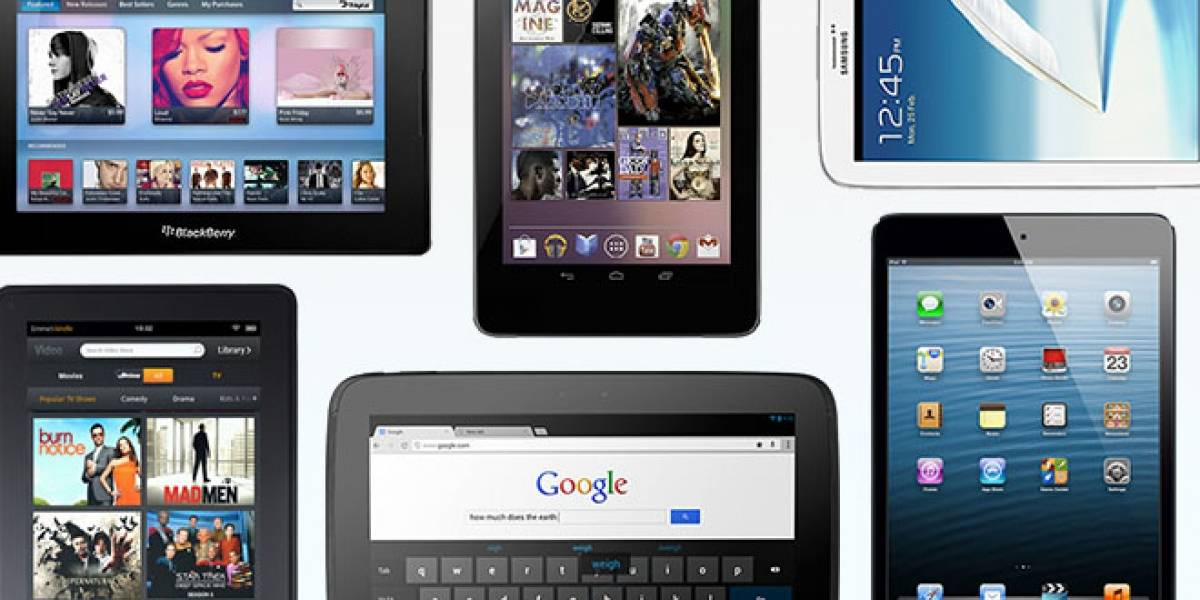 En busca de la tablet perfecta