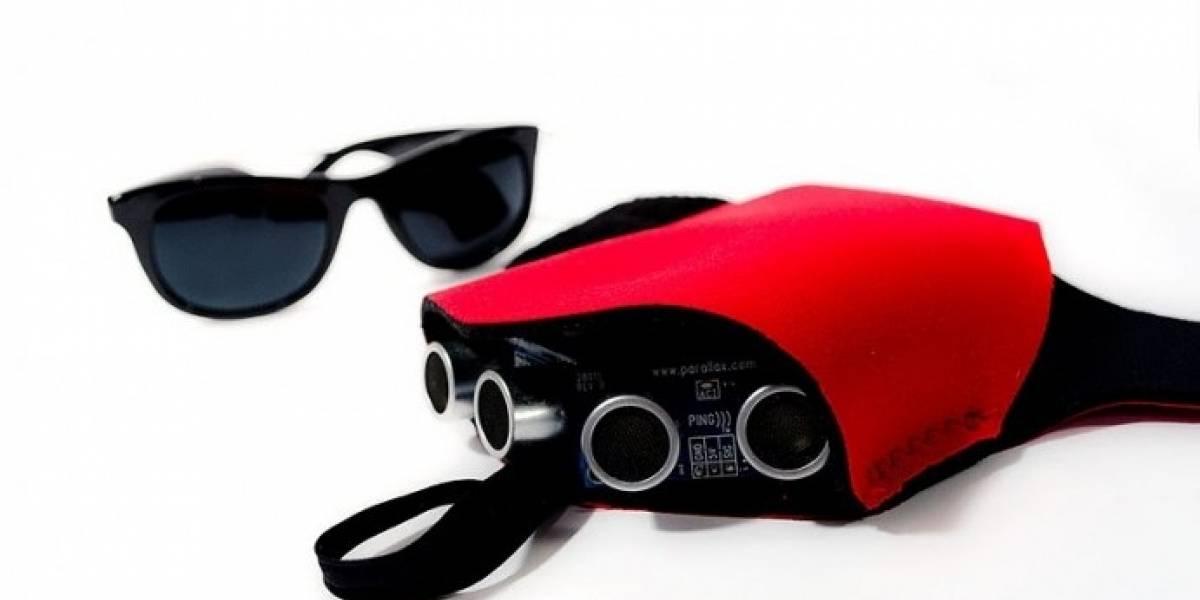 Tacit, la muñequera que entrega visión ultrasónica a los ciegos